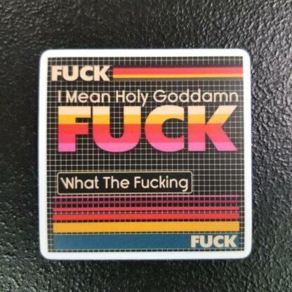 explicit sticker
