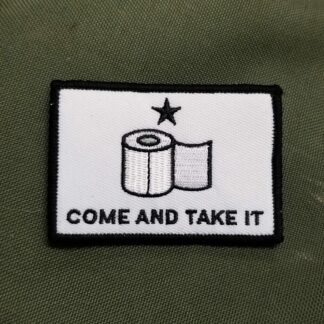 Come and Take TP Patch