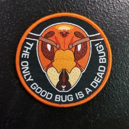murder hornet patch