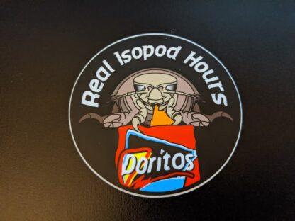 isopod sticker
